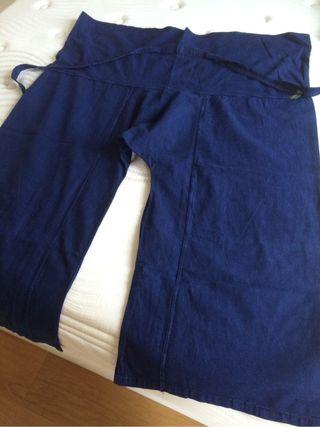 Pantalón Vaquero Ajustable. Nuevo.