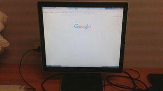 "Monitor TFT LCD de 16"""