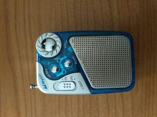 Radio FM / Linterna