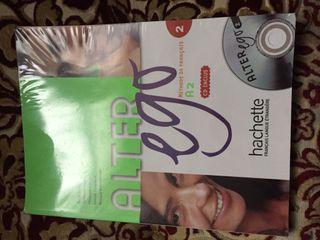Alter ego 2 libro y cuaderno