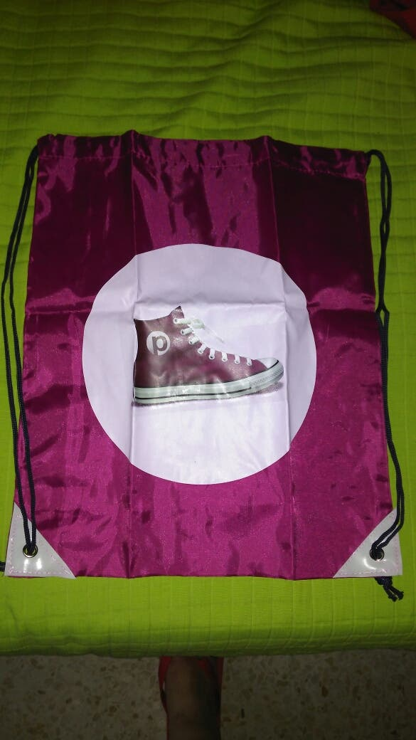 Bolsa de viaje para zapatos