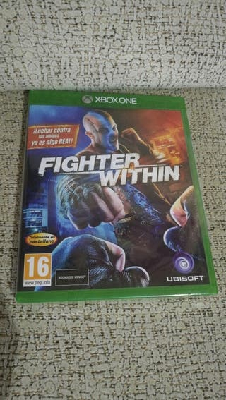 Fighter Within XBOX One Kinect