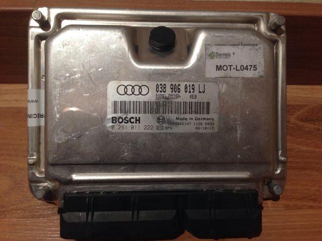 Central eta vw Audi a4