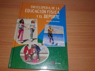 Enciclopedia Educación Física y el Deporte.