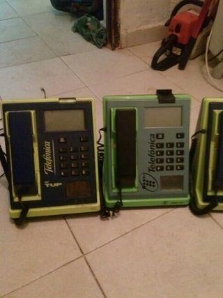 gabina telefonicas de 25pts