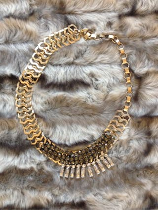 Collar twin set