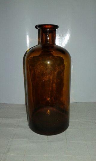 Botella antigua foret