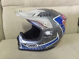 Casco Motocross SHOEI Troy Lee Design.