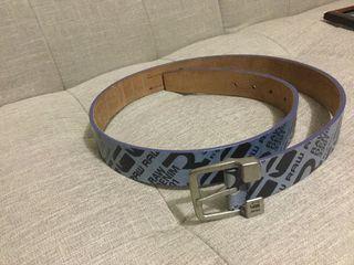 Cinturon G-star Raw