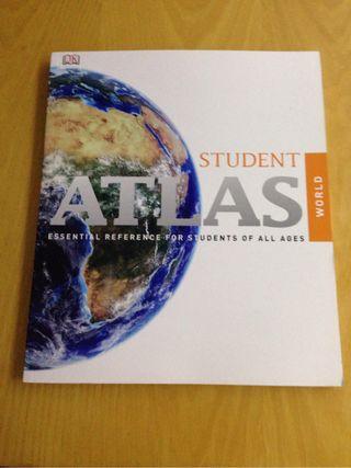 Student World Atlas (DK)
