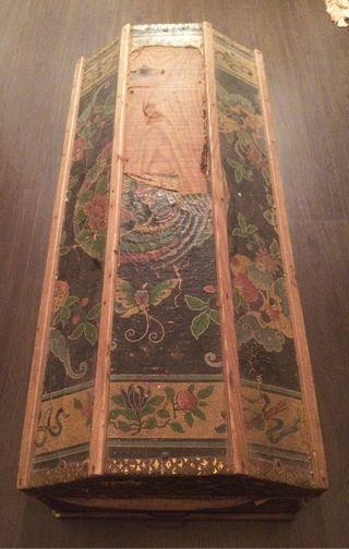 Ba l madera antiguo de segunda mano por 65 en colonia covibar wallapop - Wallapop muebles antiguos ...