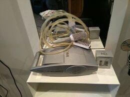 Maquina de queratina