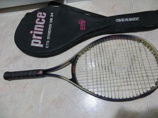 2 raquetas usadas