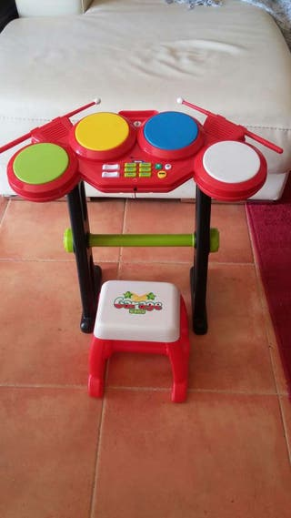 Bateria de niño de imaginarium
