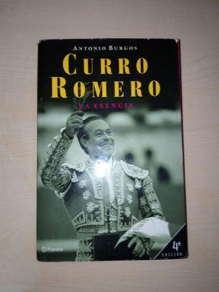 619705855 llam Lib de la biografía de Curro Romero