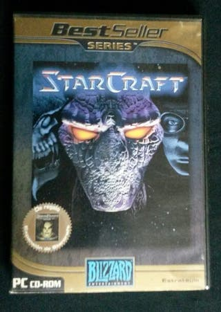 STARCRAFT+STARCRAFT EXPANSION para PC