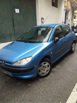 Peugeot 206 - 1.9 Diésel