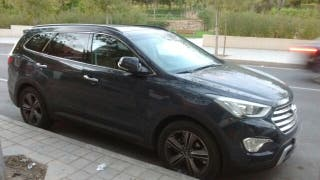 Hyundai Grand Santa Fe 2.2 CRDi