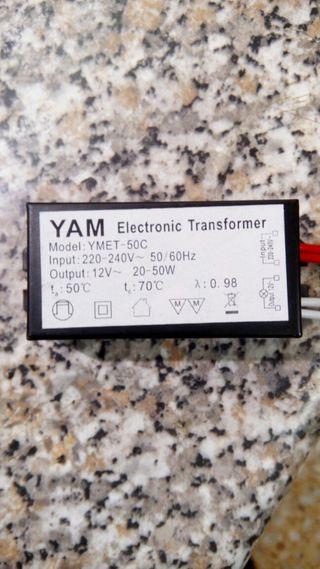 Transformador electrónico