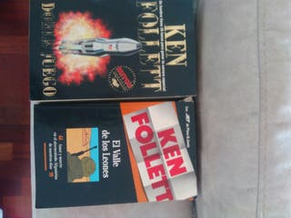 Dos novelas de Ken Follett