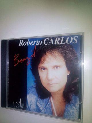 CD.Música. Roberto Carlos. Coleccion.Ocio.Otros.