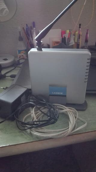 Router linksys cisco systems