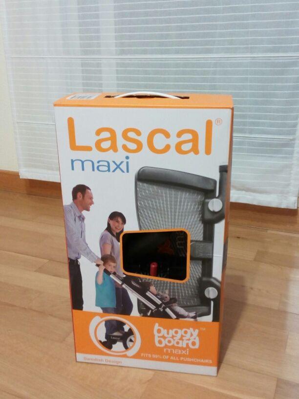 Patín silla niño Lascal