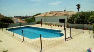 Vallados de piscinas y parcelas