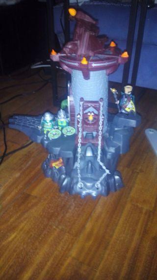 Playmobil mazmorra del dragon