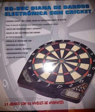 Diana electronica SQ-89C, con cricket