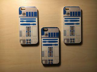 Funda de R2D2 Star Wars iPhone 5 5S