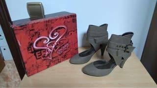 Zapatos Tacon Carolina Boix