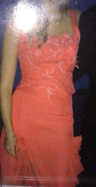 Vestido de fiesta Pepa Rodríguez