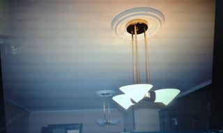 Juego de 3 lámparas