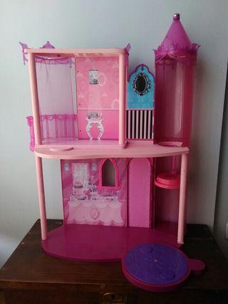 Palacio de barbie