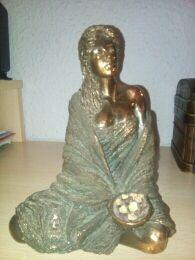 Figura de bronze