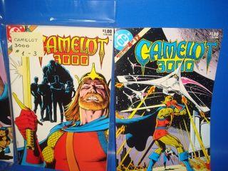 Colección completa Camelot 3000 edición americana