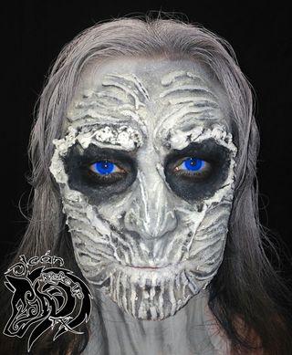 Maquillaje fx, Caracterización, Halloween