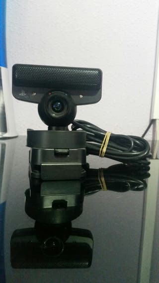SONY EYE CÁMARA Ps3-Webcam (Original)