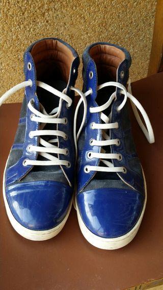 Zapatillas botines