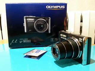 Cámara digital Olympus X10