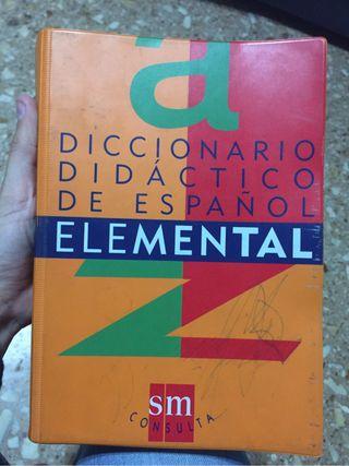 Diccionario elemental