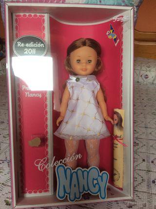 Se vende muñeca Nancy Presentacion