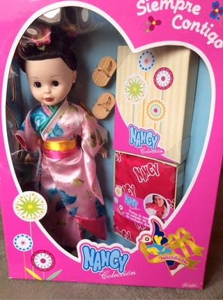 Se Vende Muñeca Nancy Geisha...!!