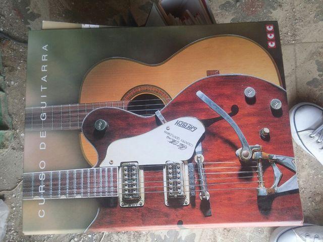 Curso de guitarra CCC