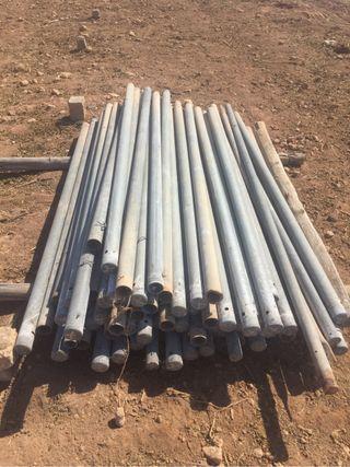Vendo tubo de 2,10 2,20 metros