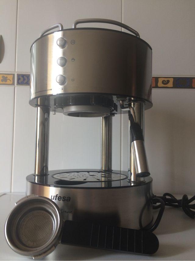 Cafetera expreso duetto creme