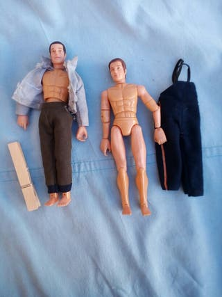 Figuras Madelman de popular del juguete