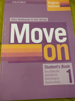 Student book Move on 1Bach