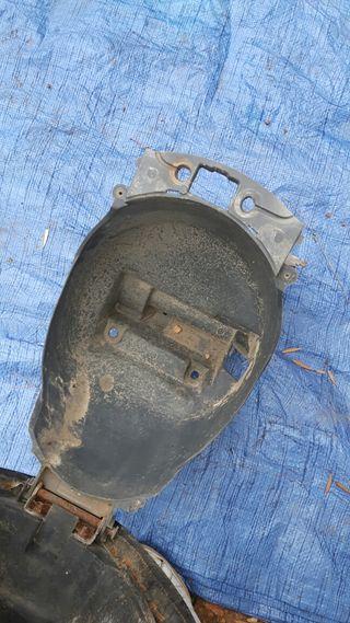 Cofre Yamaha Jog R Antigua.